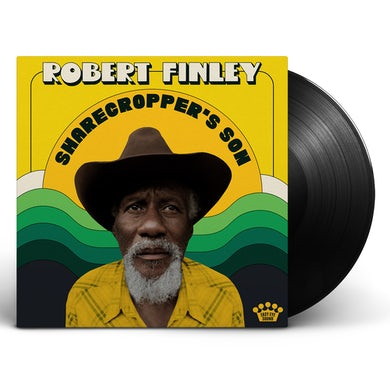 Robert Finley - Sharecropper's Son [Standard Black Vinyl]
