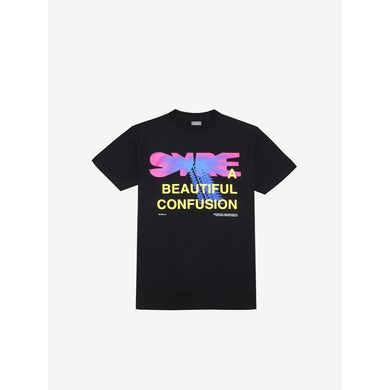 Jaden Smith SYRE TOUR T-SHIRT, BLACK