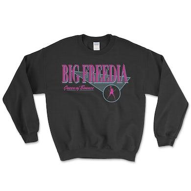 Big Freedia Queen of Bounce Crewneck Sweatshirt