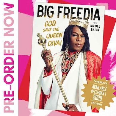 Big Freedia God Save The Queen Diva! Paperback Book