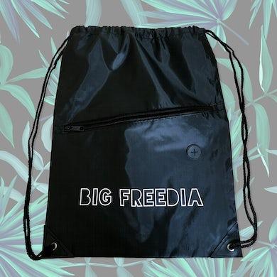 Big Freedia Draw String Sport Bag, Black