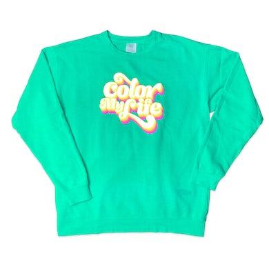 Chicano Batman Color My Life Sweatshirt