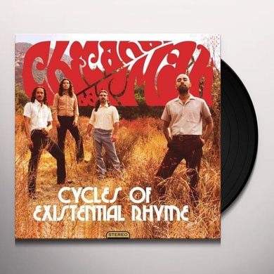 Chicano Batman Cycles of Existential Rhyme LP (Vinyl)
