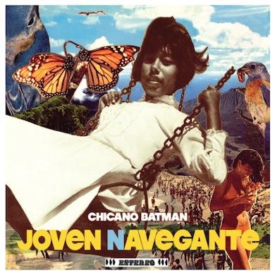 Chicano Batman Joven Navegante EP (Vinyl)