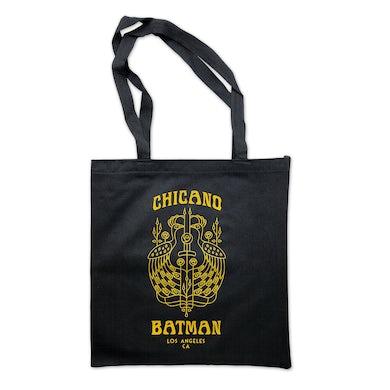 Chicano Batman Peacock Tote Bag
