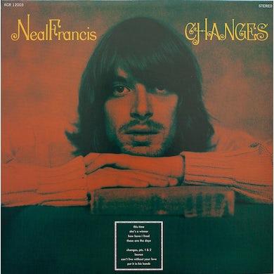 Neal Francis Changes LP (Vinyl)