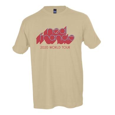 Neal Francis Cream 2020 World Tour Shirt