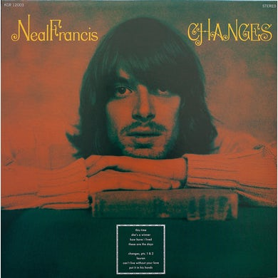 Neal Francis Changes (CD)