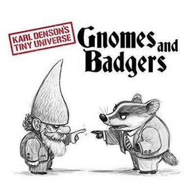 Gnomes and Badgers Double Vinyl