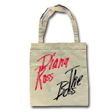 The Boss Design Tote Bag