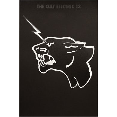 The Cult ELECTRIC 13 POSTER