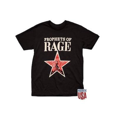 Prophets Of Rage Black SS-Star Art