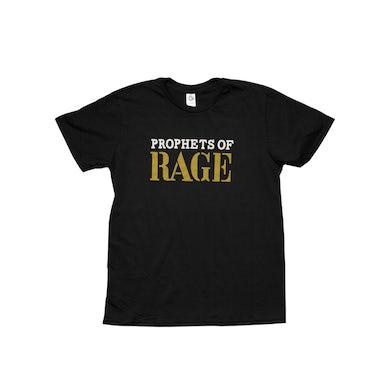 Prophets Of Rage Black SS-Gold Admat