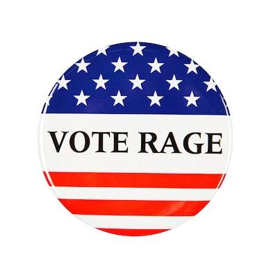 Prophets Of Rage Button-Vote Rage