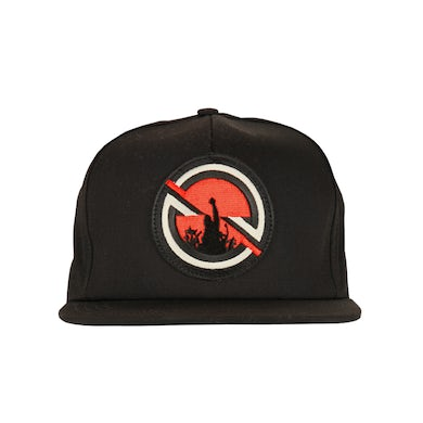 Prophets Of Rage Embroidered Patch Black Cap