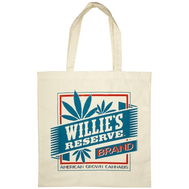 Willie's Reserve Brand Natural Tote