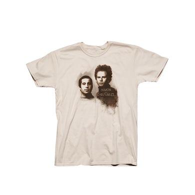 Simon & Garfunkel Sand SS-Retro Photo Art