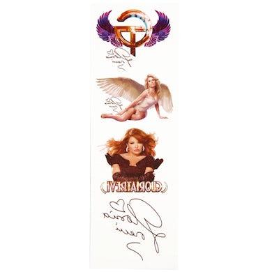 4 Tattoo Set
