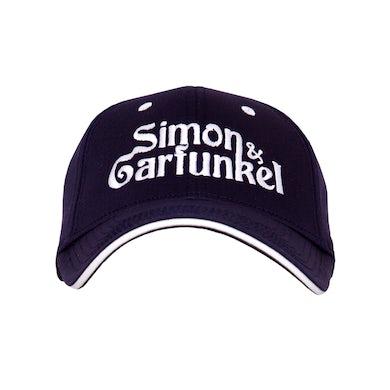 Simon & Garfunkel Navy Cap-2010 World Tour