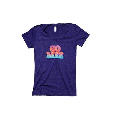 Gomez Purple Women' SS-Band Logo
