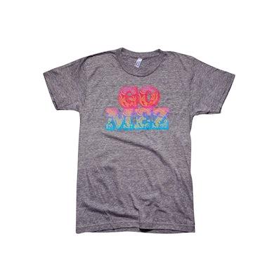 "Gomez Grey Women's-""Go Mez"" Paisley Logo"