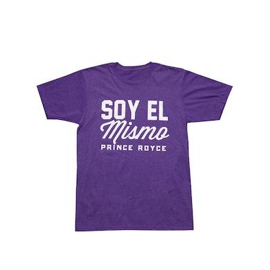 Prince Royce Purple SS-Soy El Mismo Tour