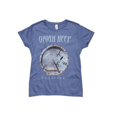 """Uriah Heep """"Outsider"""" Women's T-Shirt"""