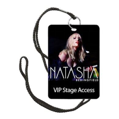 Natasha Bedingfield On-Stage Sound Check Meet & Greet Upgrade
