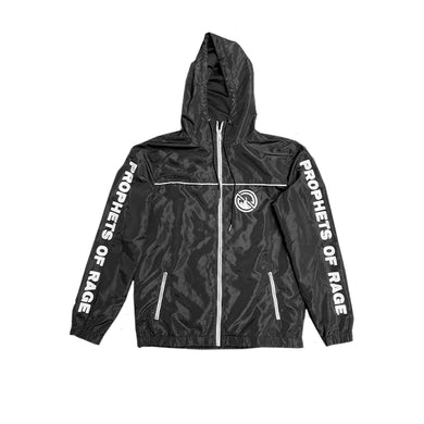 Prophets Of Rage Black Nylon Track Jacket
