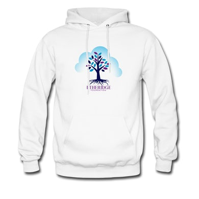 Melissa Etheridge White Etheridge Foundation Hoodie