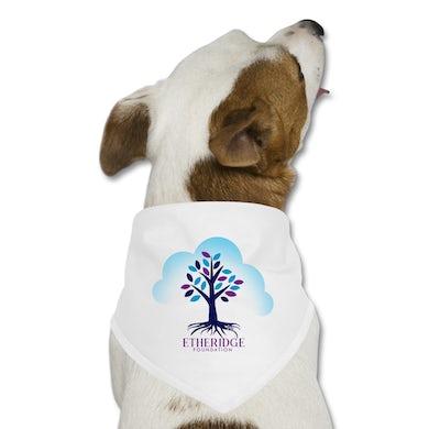 Melissa Etheridge White Etheridge Foundation Pet Bandana