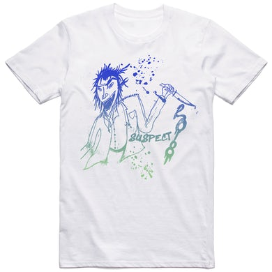 "Suspect208 Suspect 208 ""Water Vampire"" T-Shirt"