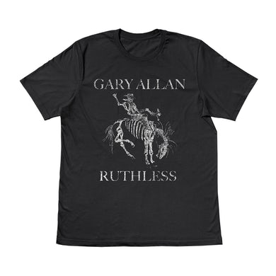 Gary Allan Ruthless Men's Tee