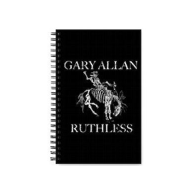 Gary Allan Ruthless Notebook