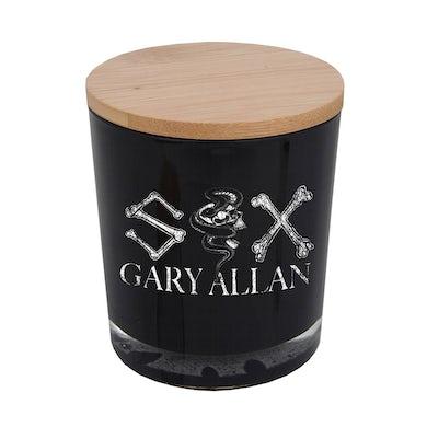Gary Allan SEX Candle