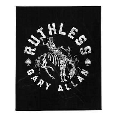 Gary Allan Ruthless Blanket