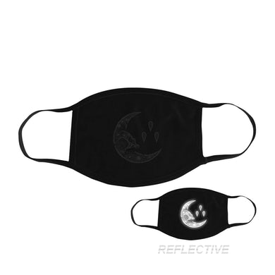 """Currents """"Reflective Moon"""" Face Mask"""