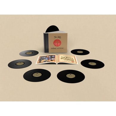 Tom Petty 7 LP - Wildflowers & All The Rest - Deluxe Edition (Vinyl)