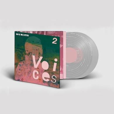 Max Richter: Voices 2 Clear 2LP (Vinyl)