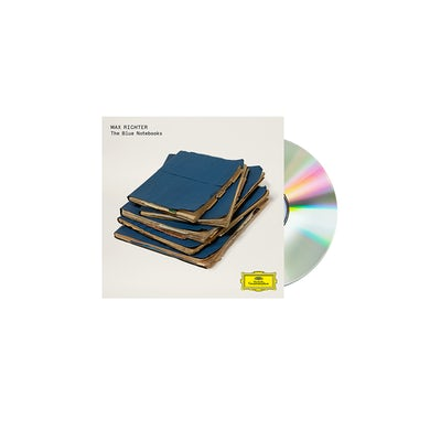 Max Richter: The Blue Notebooks CD