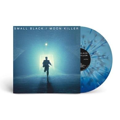 Small Black - Moon Killer LP (Deluxe Edition) on Blue Swirl® Vinyl