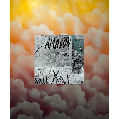 AMASON Sky City Yellow Vinyl LP