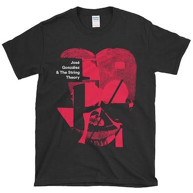 Jose Gonzalez JGxTST T-shirt Black