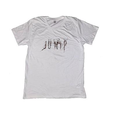 Jose Gonzalez Junip logo T-shirt White Women