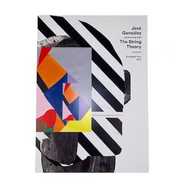 Jose Gonzalez Poster EU tour 2017