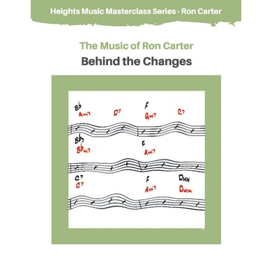 Ron Carter Behind the Changes