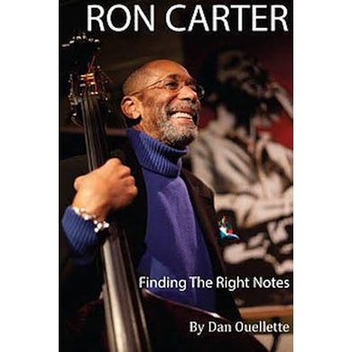 Ron Carter Finding the Right Notes Paperback & E Book