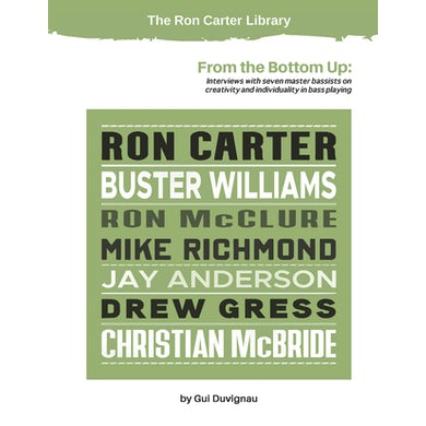 Ron Carter From the Bottom Up