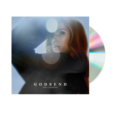"""Riley Clemmons """"Godsend"""" Alternate Cover Collectible CD"""