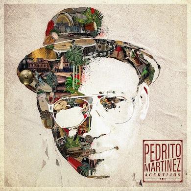 PEDRITO MARTINEZ - 'ACERTIJOS' LIMITED EDITION WHITE VINYL